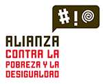 Alianza española contra la pobreza Logo
